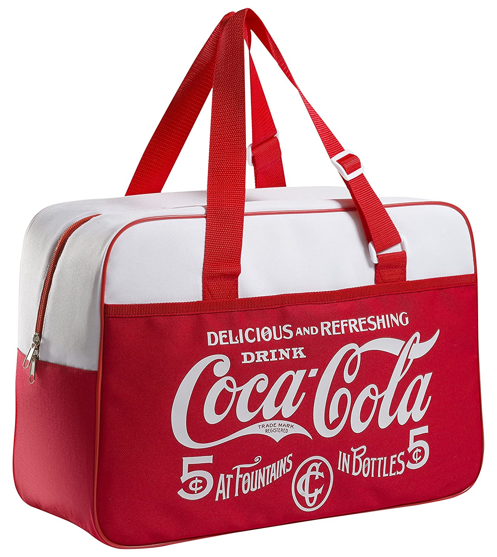 Meliconi Coca Cola Classic Sac Isotherme 24Lt, 600d PU, Rouge/Blanc, 45x 18x 31cm 65502333700