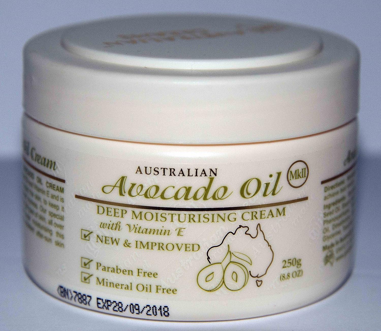 Australian Creams Avocado Oil Cream MkII 250g