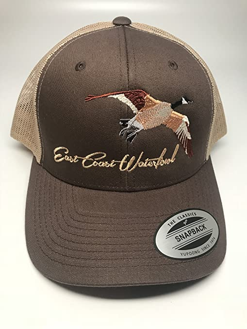 Amazon.com   Hunting and Fishing Depot Canada Goose Trucker Hat ... 4bf9c12972a