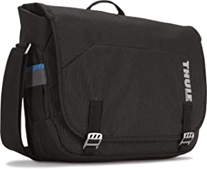 Thule Crossover TCMB-115 15.4-Inch Macbook/Pro/Air or PC Messenger Bag (Black)