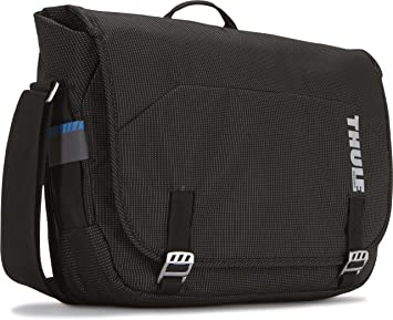 Amazon Com Thule Crossover Tcmb 115 15 4 Inch Macbook Pro Air Or Pc Messenger Bag Black Computers Accessories