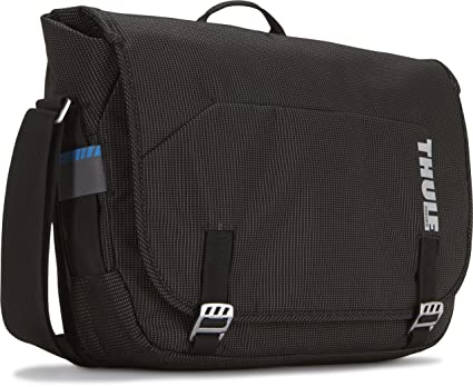 new arrival d15fd 9e716 Thule Crossover TCMB-115 15.4-Inch Macbook/Pro/Air or PC Messenger Bag  (Black)