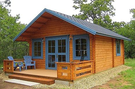 Lillevilla Allwood Cabin Kit Getaway (Getaway Cabin Kit) by Lillevilla