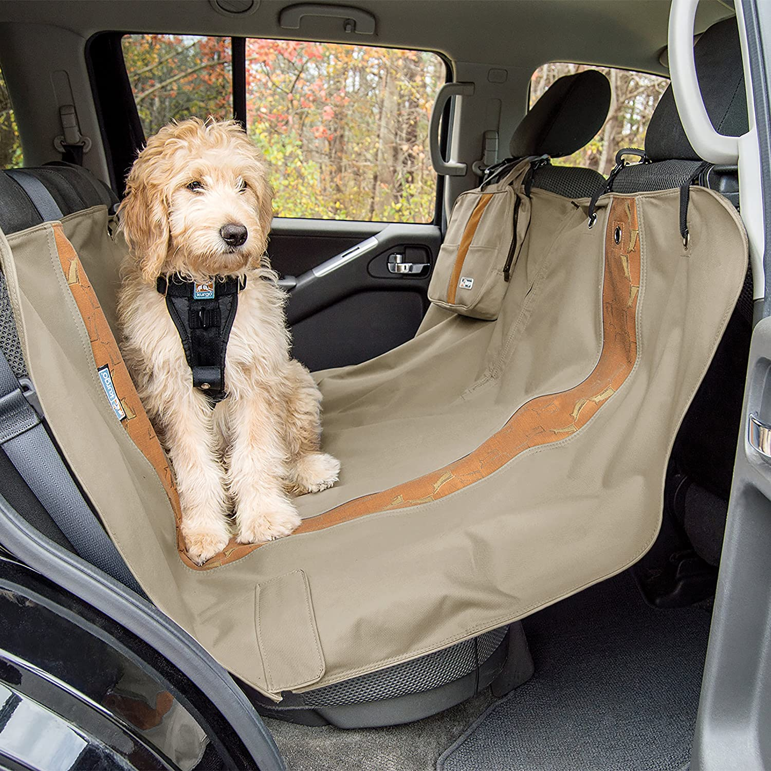 Exceptional Amazon.com : Kurgo Wander Dog Hammock Style Seat Cover For Pets, Pet Seat  Cover, Dog Car Hammock   Water Resistant, Khaki : Automotive Pet Seat  Covers : Pet ...