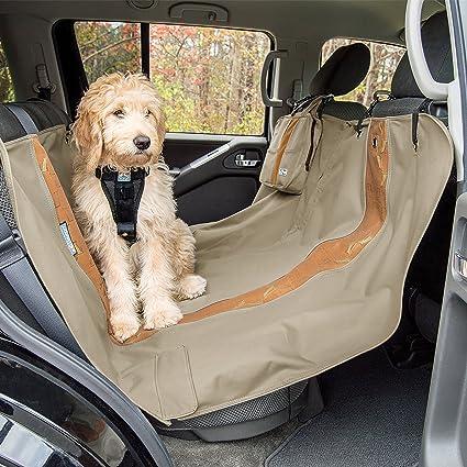 Kurgo Wander Dog Hammock Pet Seat Cover Stain Resistant Water Universal