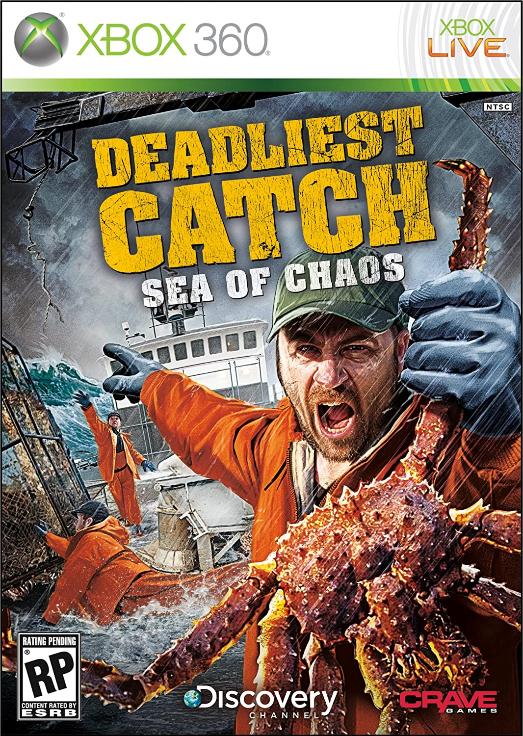 Best Fishing Game For Xbox 360