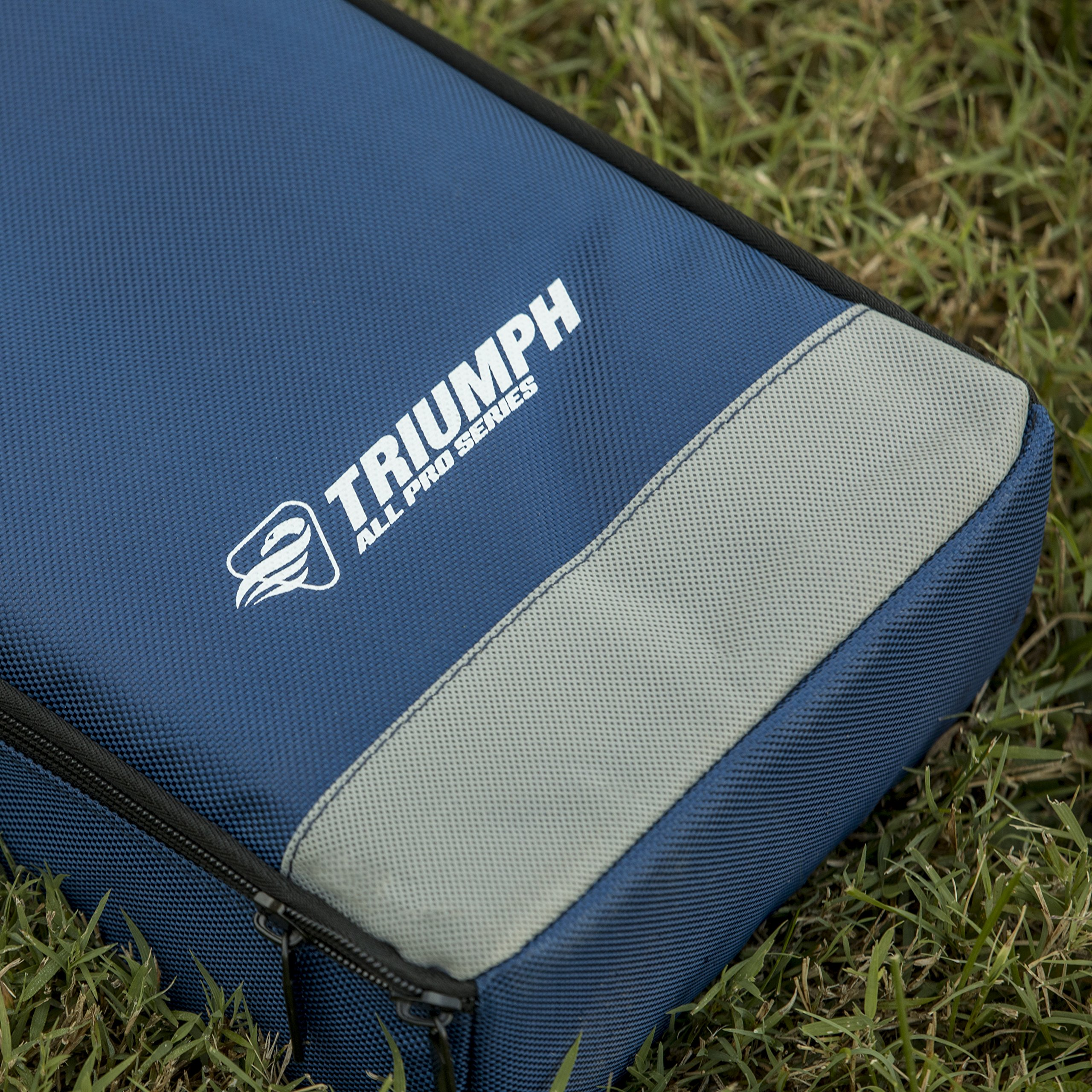 Triumph All Pro 100mm Bocce Set Includes Eight Bocce Balls, One 50mm Jack, and Carry Bag by Triumph Sports (Image #11)