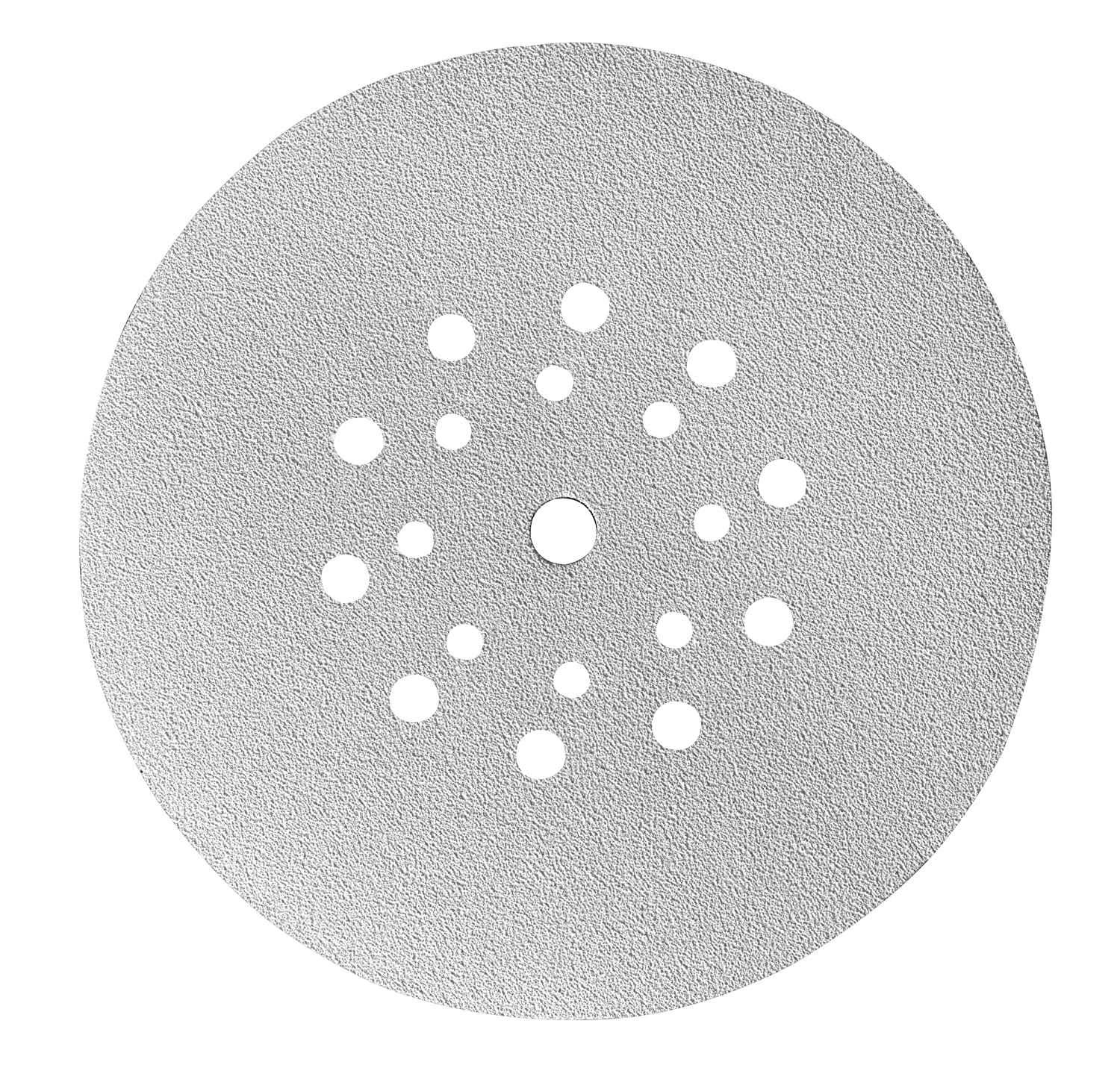 Stearate Coated Aluminium Oxide Sanding Discs Silver KWB Quick Stick Set /Ø225/ Strong Wood /& Polish 492108 0W for Einhell Drywall Sander TC DW 225 0V