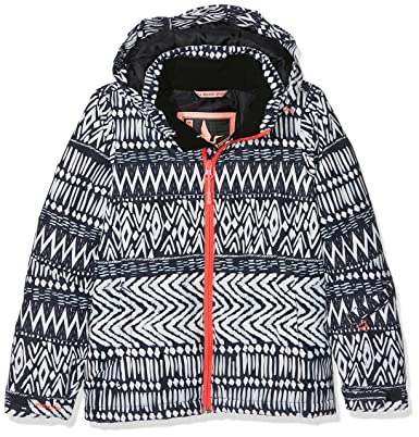 Brunotti niña Phoebe Jr Girls Snow Jacket Chaqueta, niña ...