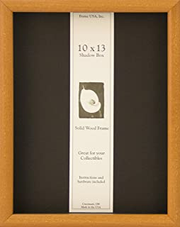 product image for Frame USA Shadow Box Elite Series 10x13 Frames (Honey)