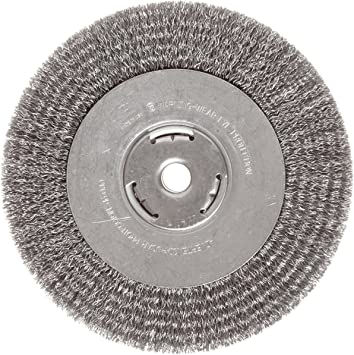 "Cup Brushes Combo *US FAST FREE SHIPPING* New Pack of 12 7//8/"" Steel Wire Wheel"