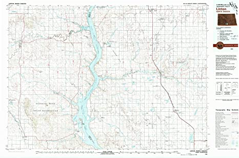 Amazon.com : YellowMaps Linton ND topo map, 1:100000 Scale ... on map of us states, map of ohio, map of louisiana, map of oregon, map of nd, map of usa states, map of texas, map of montana, map of nevada, map of united states, map of colorado, map of arizona, map of new mexico, map of wyoming, map of sc, map of north carolina, map of california, map of washington state, map of bottineau county, map of minnesota,