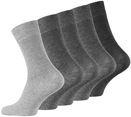 9e997515f43 Lot de 10 paires de chaussettes classiques pour l homme d affaires. Avec