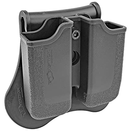 Taurus 24/7 Dual Magazine Pouch, Fits: Beretta Px4