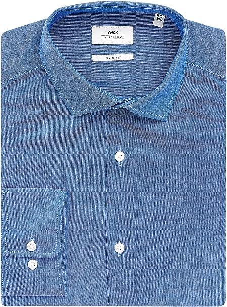 next Hombre Conjunto De Dos Camisas De Corte Ajustado con Diseños ...