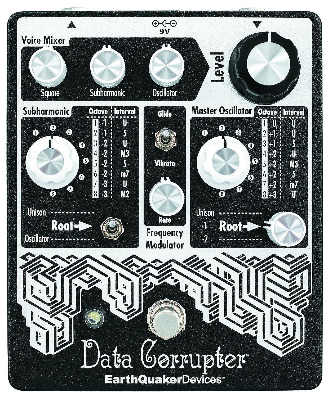 Earth Quaker Devices モジュレーションハーモナイザー Data Corrupter   B07528P2V3