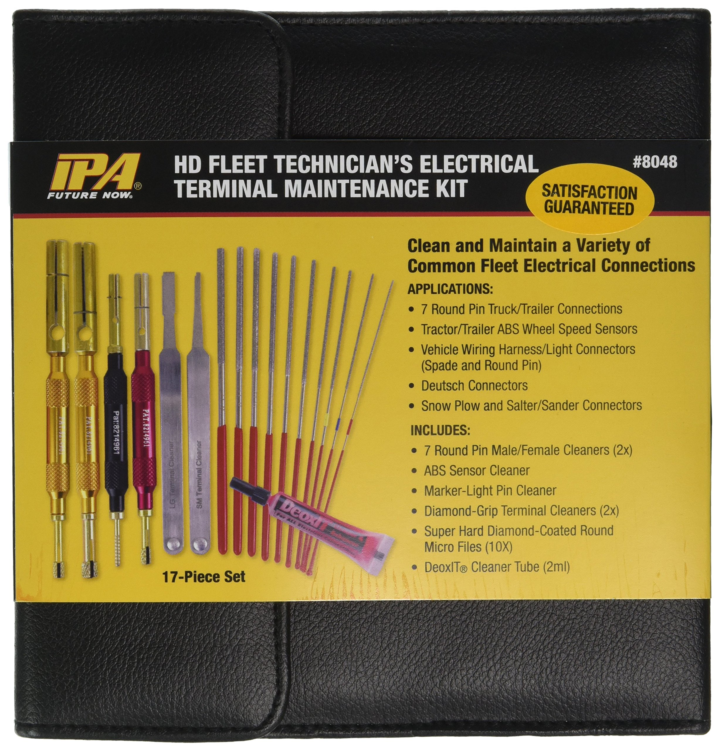 Innovative Products Of America IPA 8048 Electrical Terminal Maintenance Set