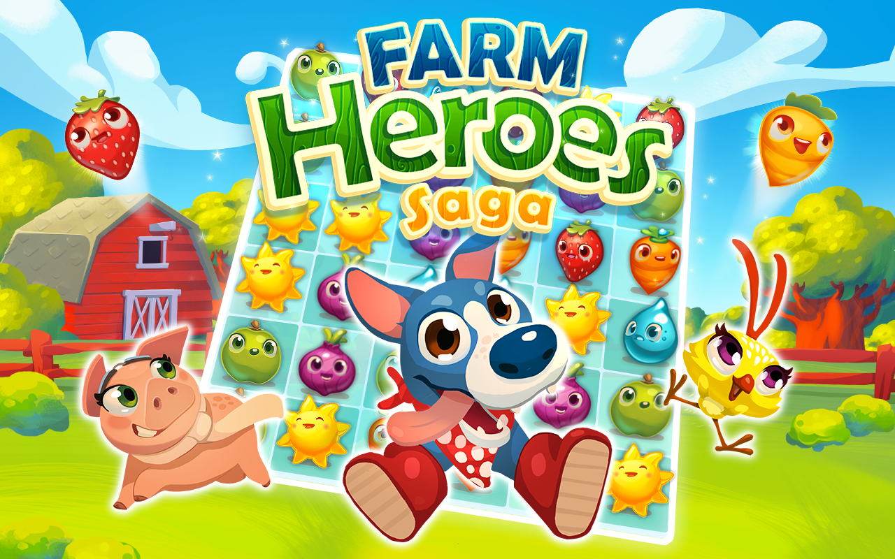 Amazon.com: Farm Heroes Saga: Appstore for Android