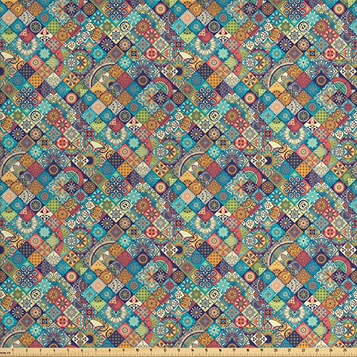 Top 10 Magnolia Home Fashions Fabric By The Yard Teal