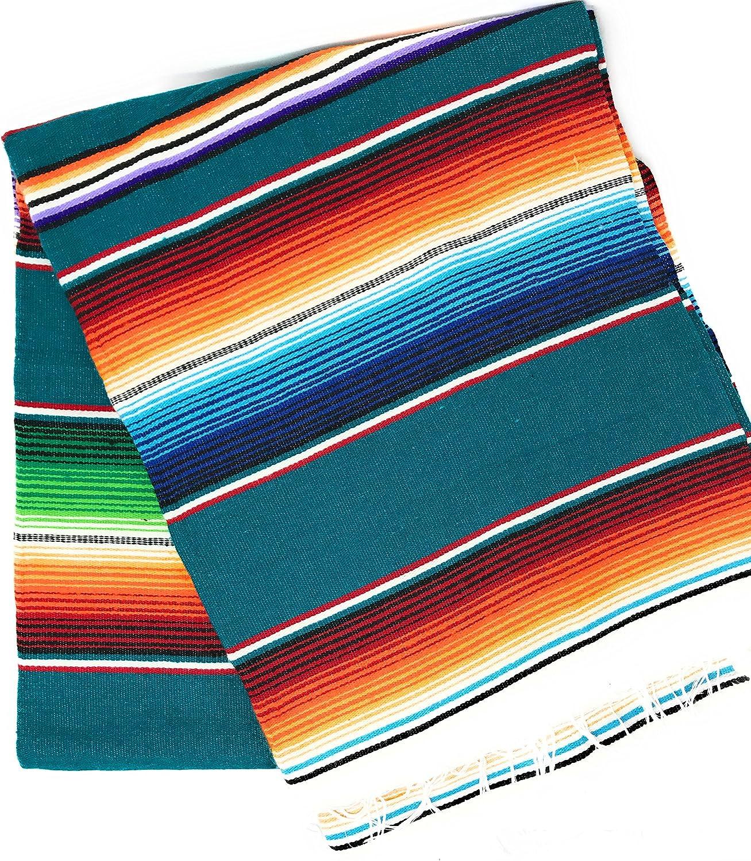 32 x 18 inches Sarape Serape Mexican Saltillo Southwestern