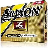 Srixon Z-Star 2016 Golf Balls (One Dozen)