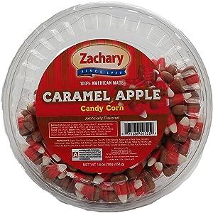Zachary Gourmet Caramel Apple Candy Corn