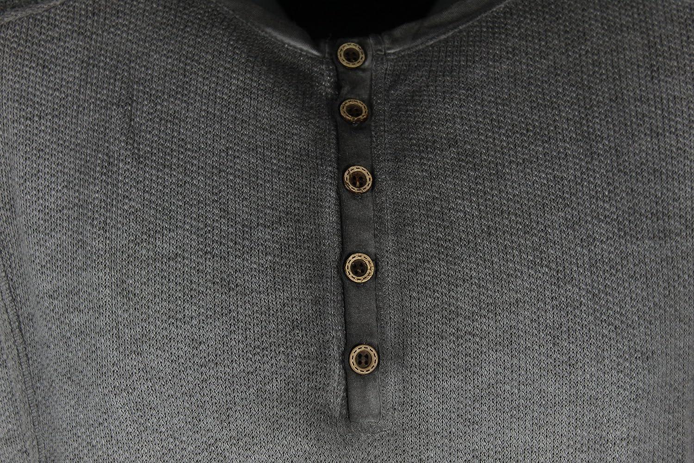 CP CP CP Abenteuer Mittelalter Hemd Shirt Zwergenhemd grau used look 687eb3