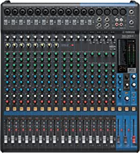 Yamaha MG20XU 20-Input 6-Bus Mixer with Effects