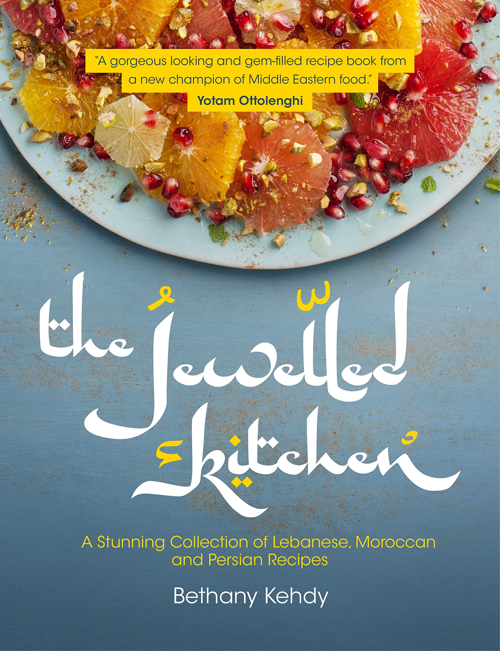 The jewelled kitchen a stunning collection of lebanese moroccan the jewelled kitchen a stunning collection of lebanese moroccan and persian recipes bethany kehdy 9781848992894 amazon books forumfinder Images