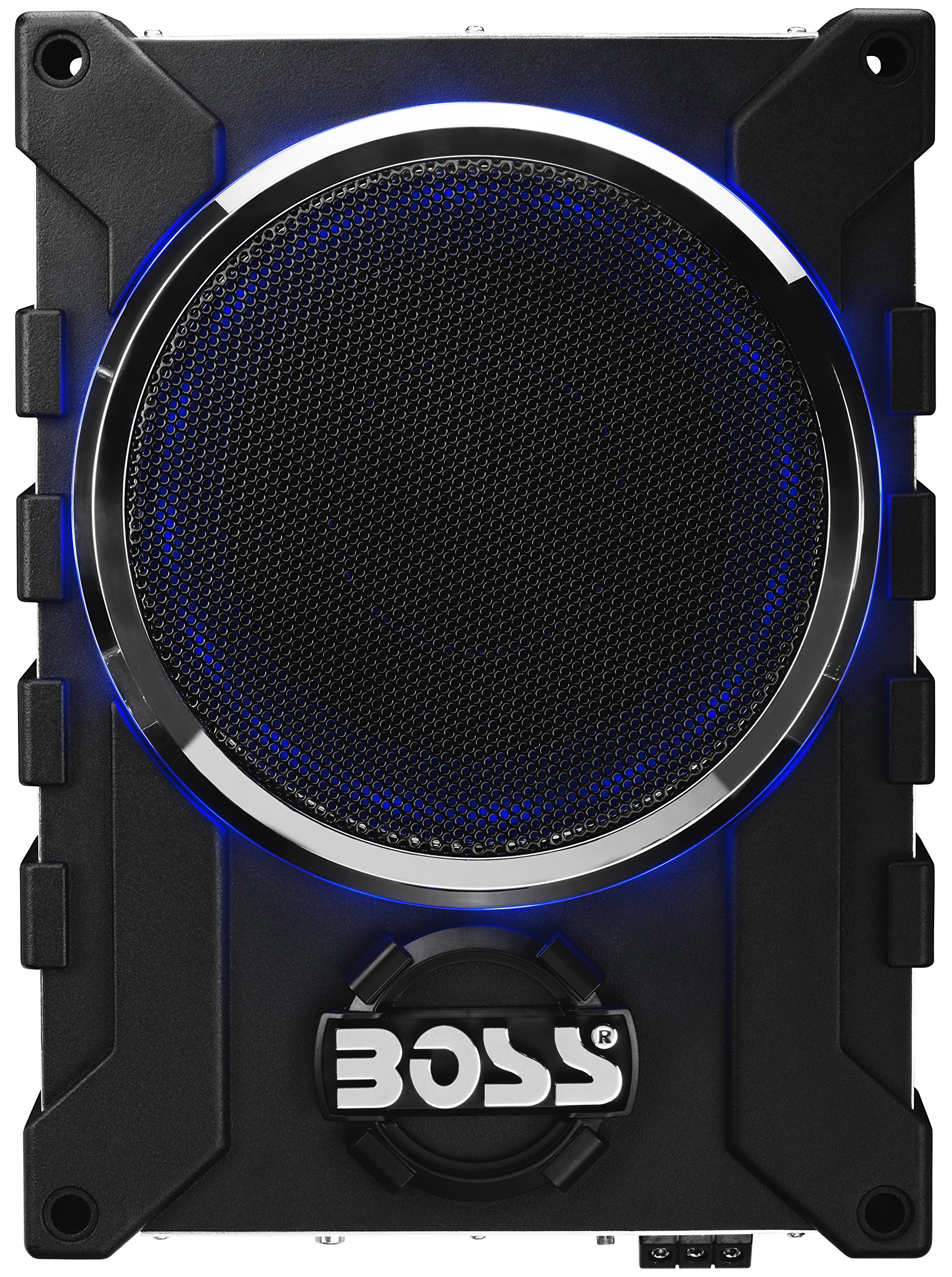 BOSS Audio BASS1000 1000 Watt Low Profile Amplified 8 Inch Subwoofer with Remote Subwoofer Control by BOSS Audio (Image #5)