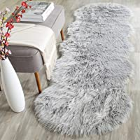 Deals on Safavieh Handmade Faux Sheepskin Japanese Acrylic Rug