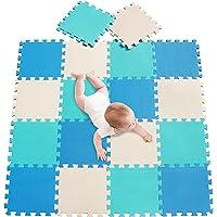 meiqicool Alfombras Puzzle para Bebé Alfombrilla Niño Suelo