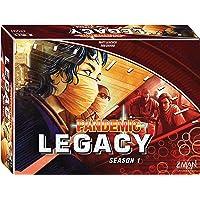 Z-Man Games ZM7171 Pandemic Legacy: Season 1 Red Board Game