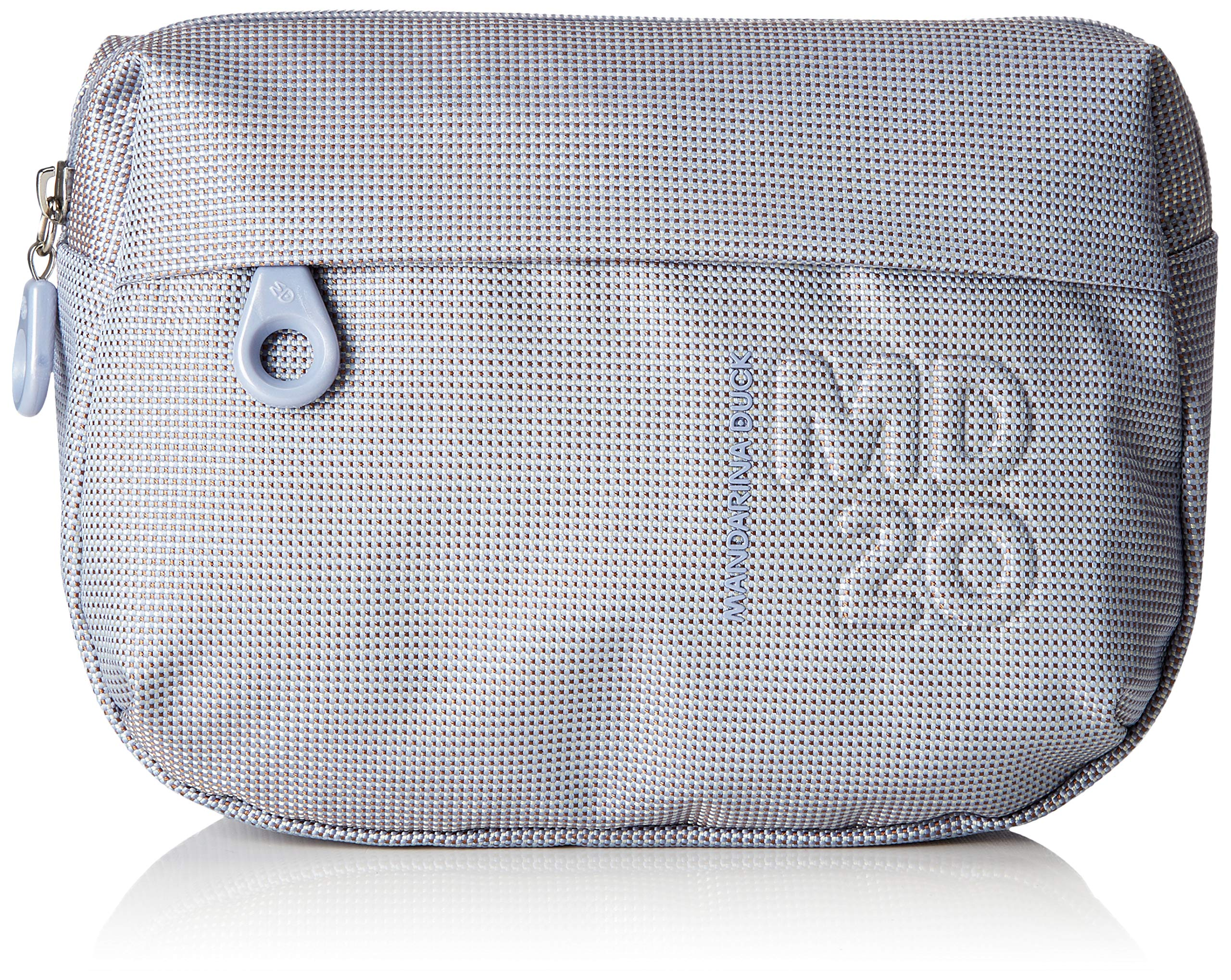 Mandarina Duck Womens P10QMM02 Bag Organisers Grey Grey (ALASKA 23D)