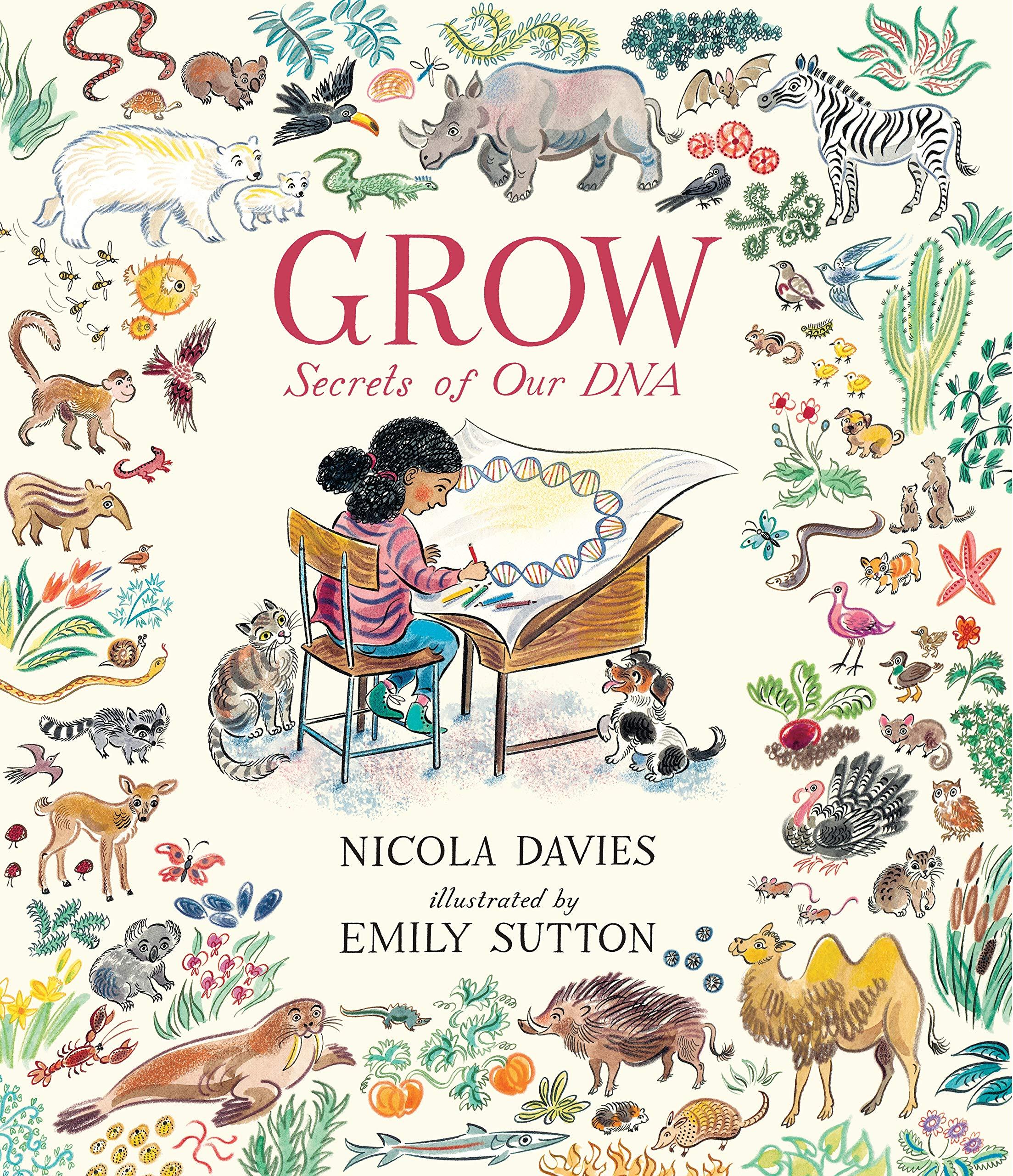Grow: Secrets of Our DNA: 1: Amazon.es: Davies, Nicola ...