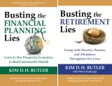 img - for Busting the Money Myths Series (2 Book Series) book / textbook / text book