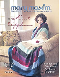 Decorator Throws | Knitting | Leisure Arts (7112) (Best of Mary
