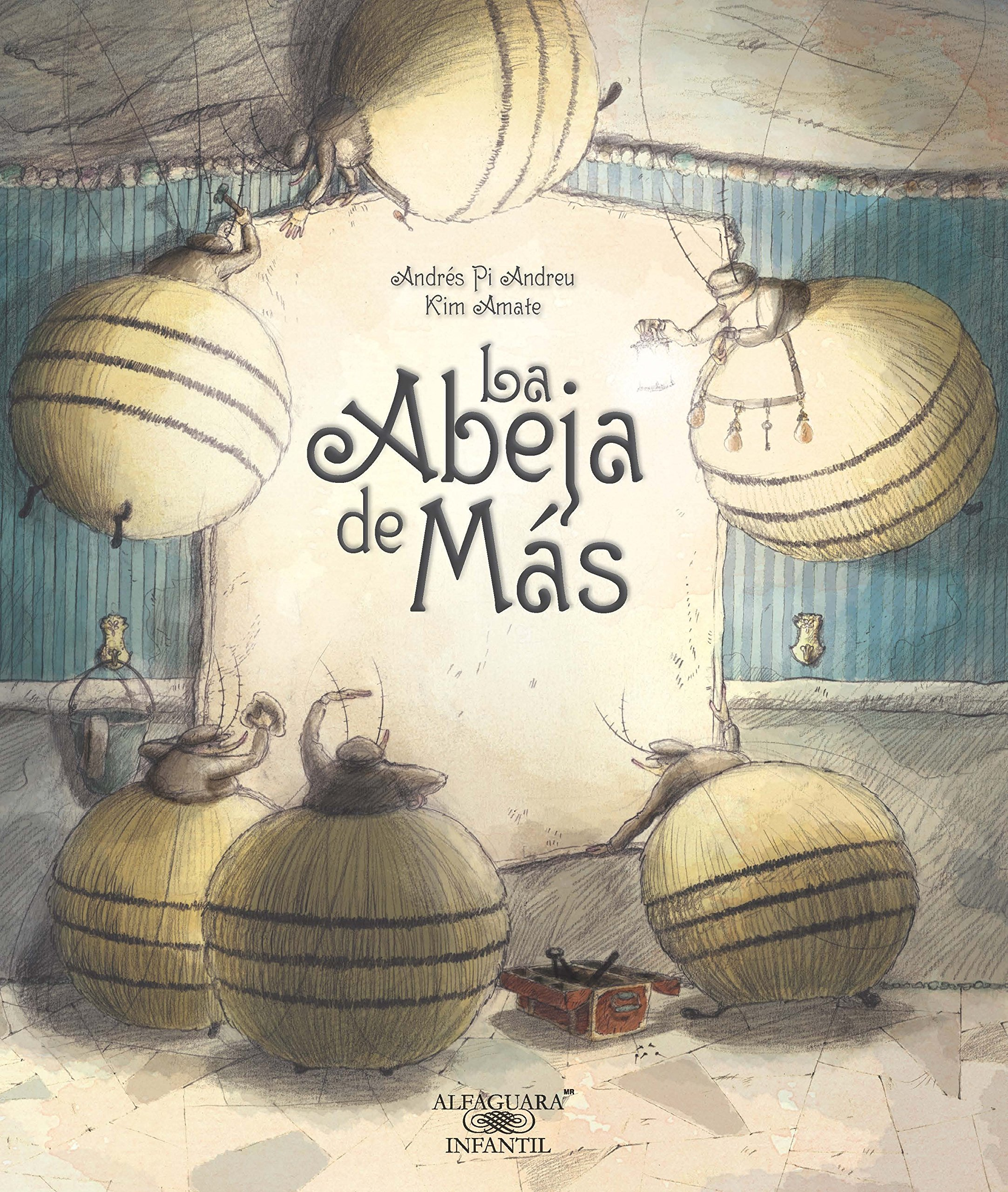 Read Online La abeja de más (Spanish Edition) PDF