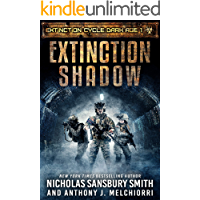 Extinction Shadow (Extinction Cycle: Dark Age Book 1) book cover
