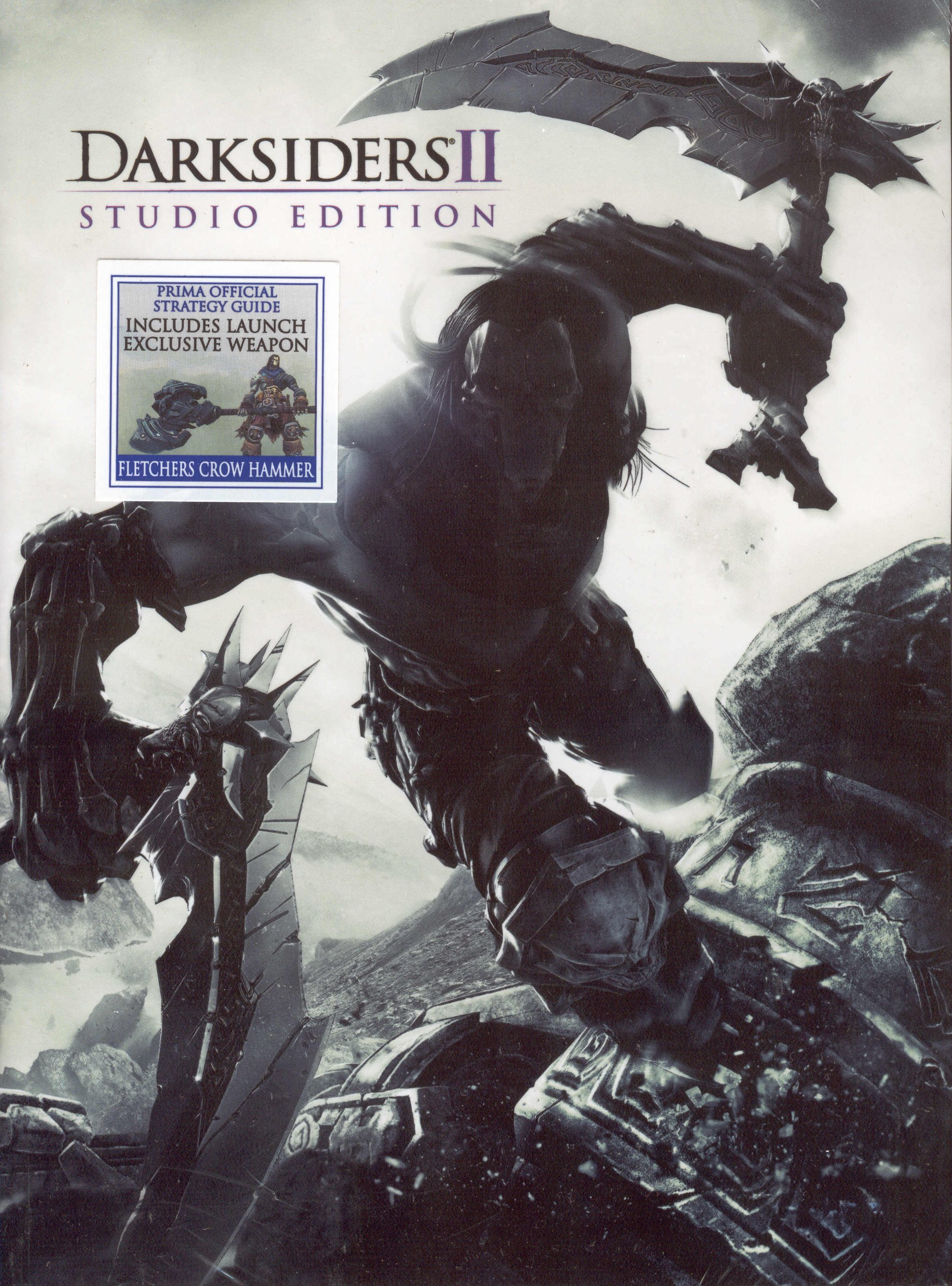 darksiders ii studio edition prima official game guide steve rh amazon com Animal Crossing New Leaf Strategy Guide