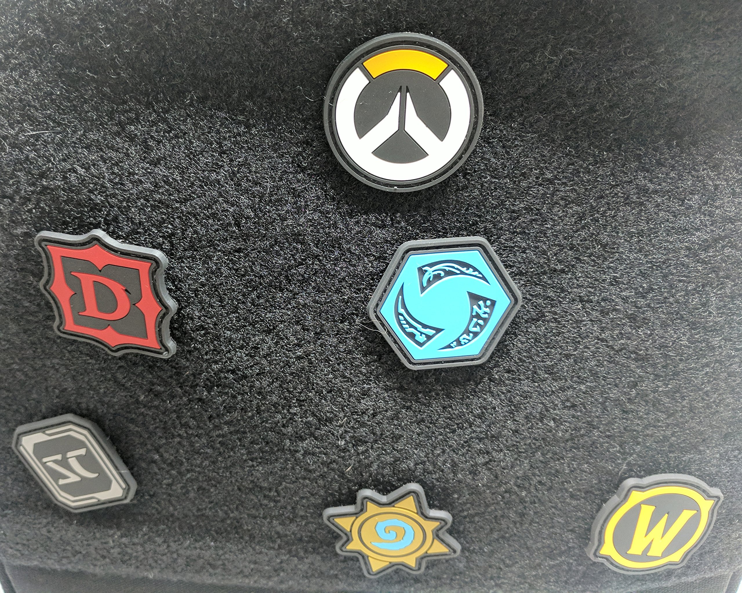 Blizzcon Goody Bag Backpack | Limited Edition Exclusive (2017) by Overwatch (Image #5)