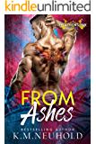 From Ashes (Heathens Ink Book 3)