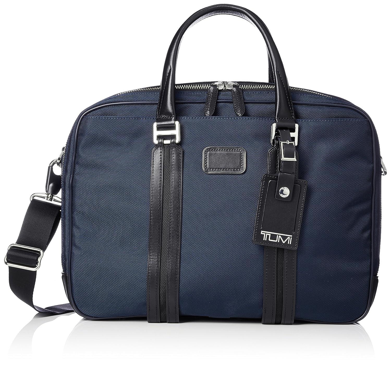 [トゥミ] ビジネスバッグ 公式 正規品 日本限定コレクション JARVIS ラップトップブリーフ B079VNKC9L ネイビー/ブラック