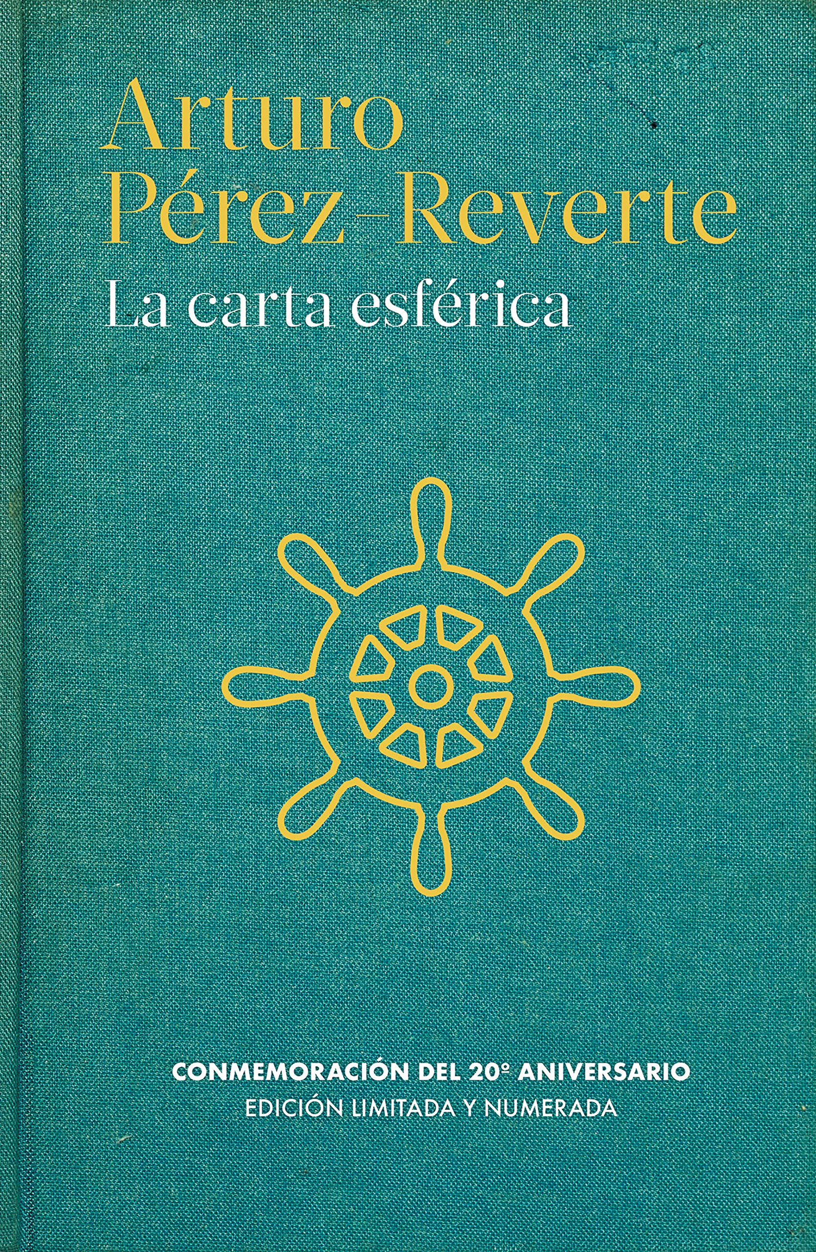 La carta esférica (Best Seller): Amazon.es: Pérez-Reverte, Arturo ...