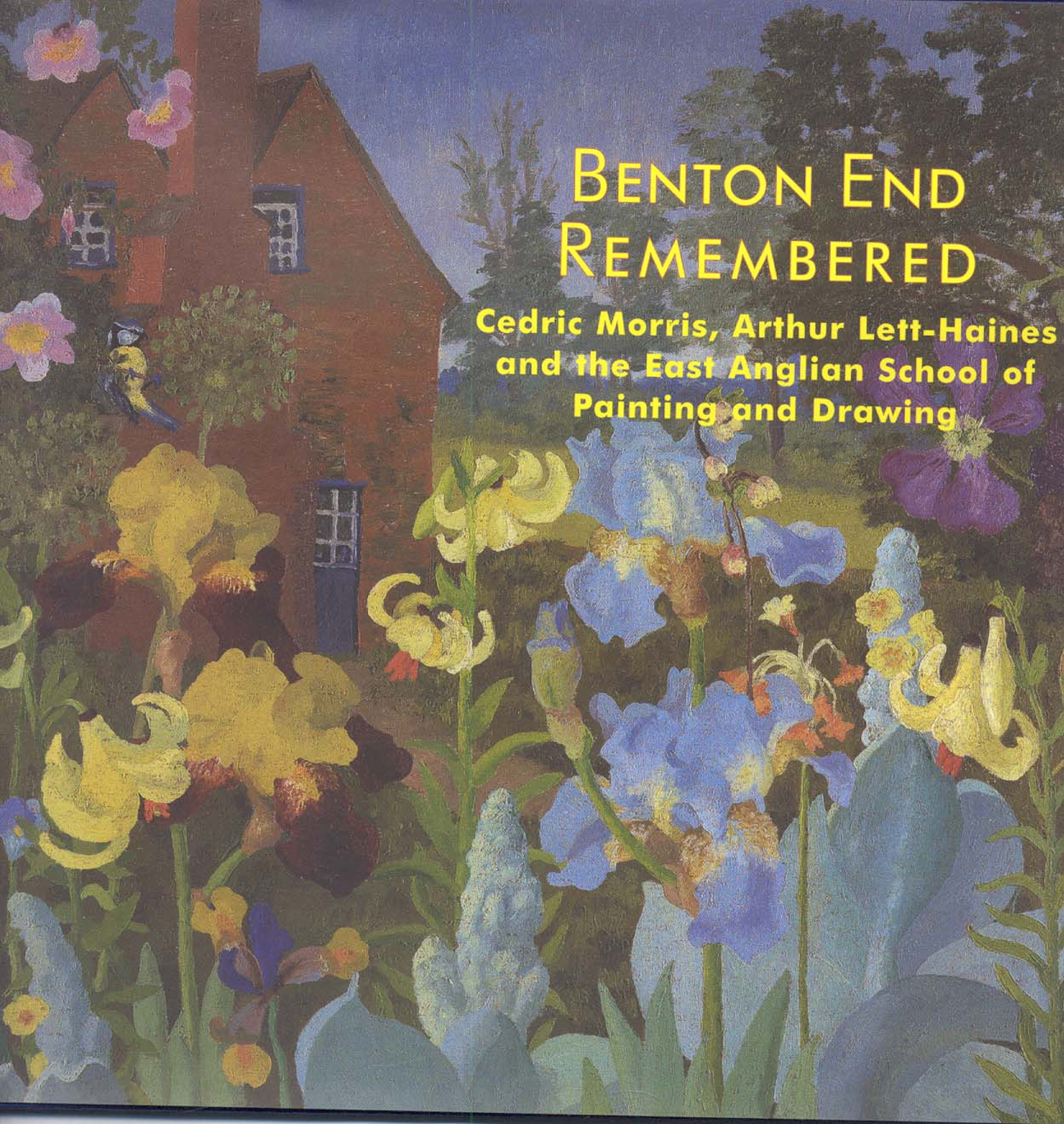 benton end remembered cedric morris arthur lett haines and the