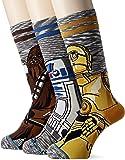 Stance 'Star Wars Sidekick' Socks Box Set. 3 Pack. Multi.