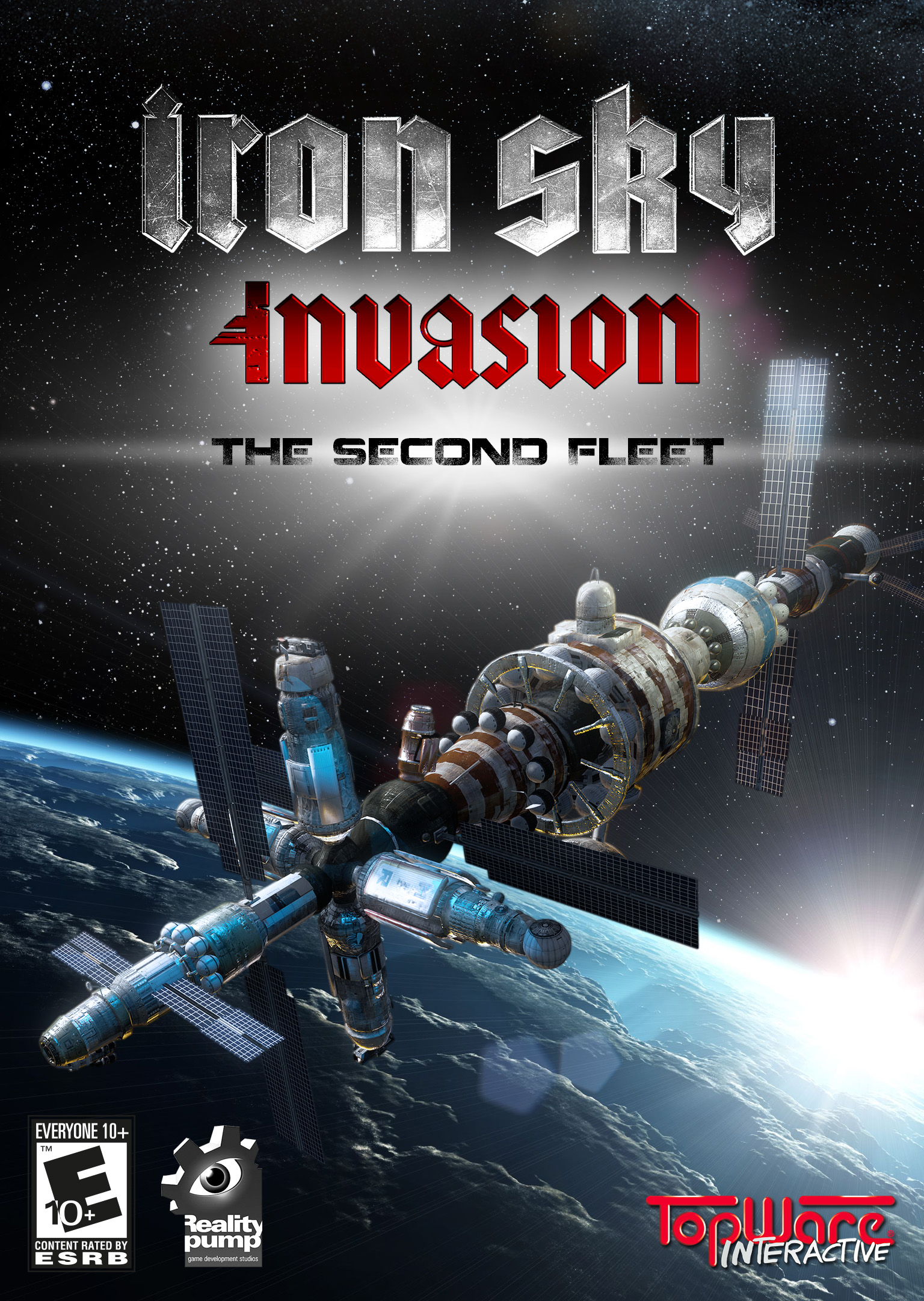 Iron Sky Invasion - The Second Fleet DLC [Steam]