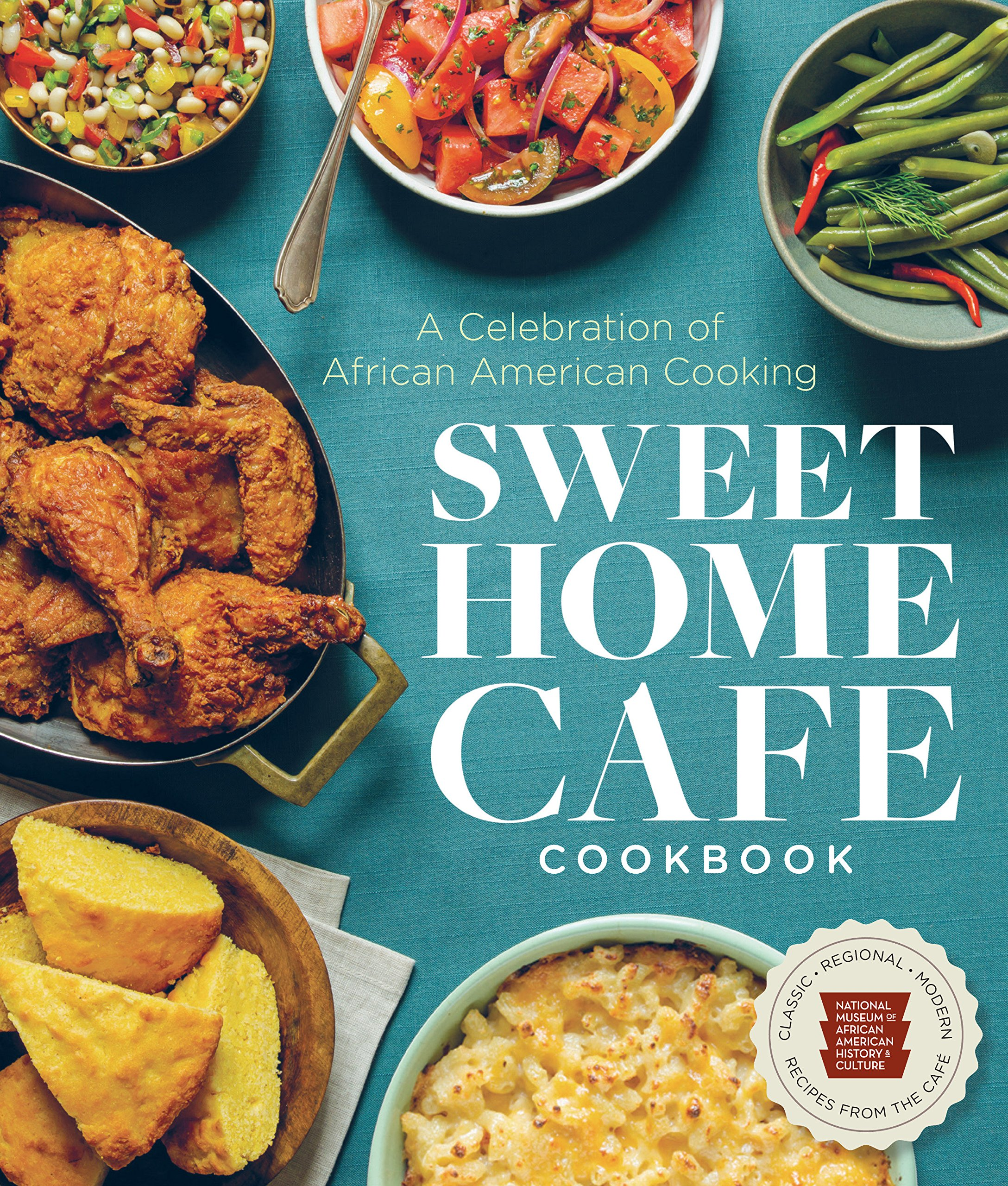 Sweet Home Café Cookbook: A Celebration of African American Cooking ...