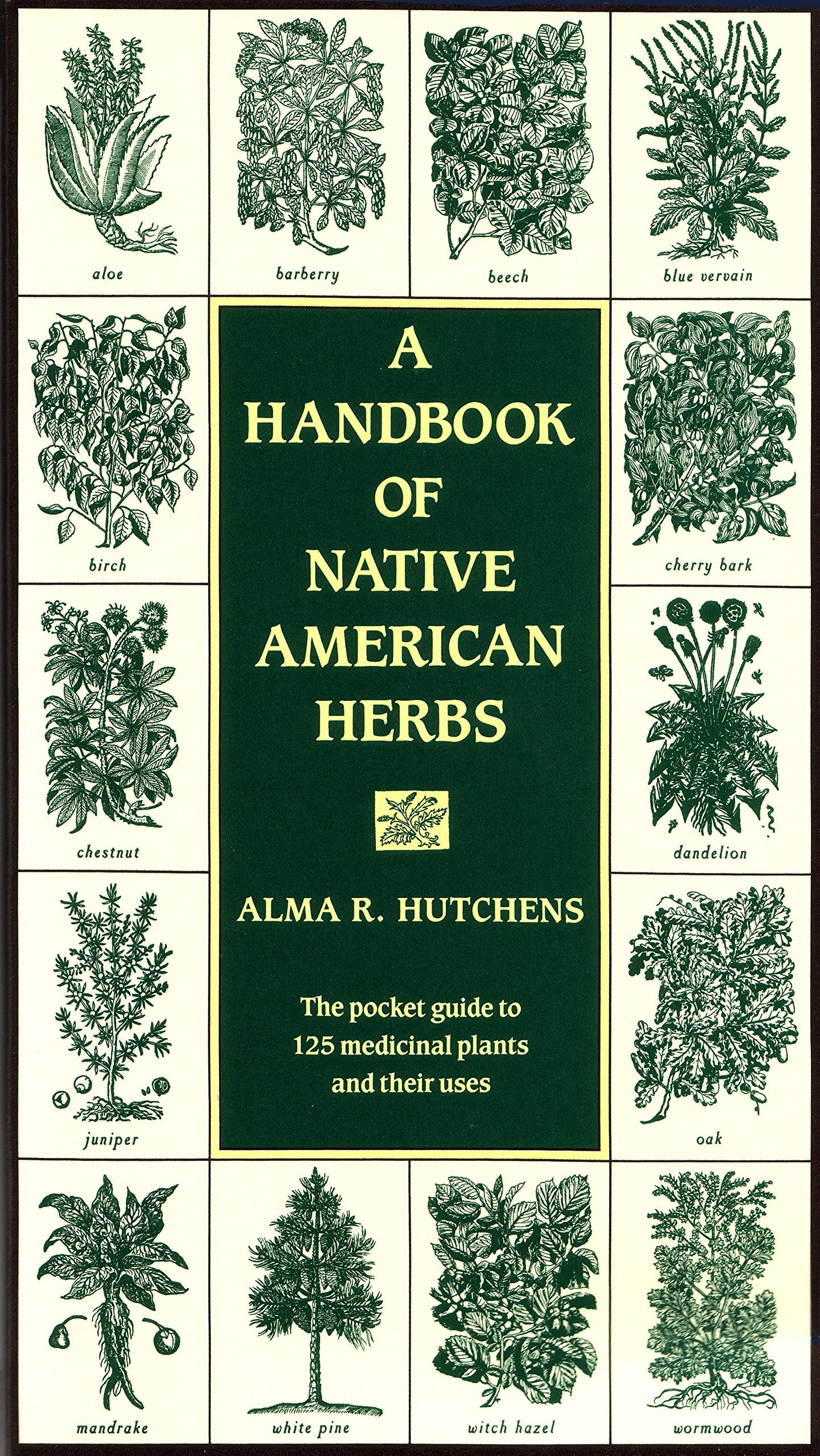 Handbook Native American Herbs Medicinal product image