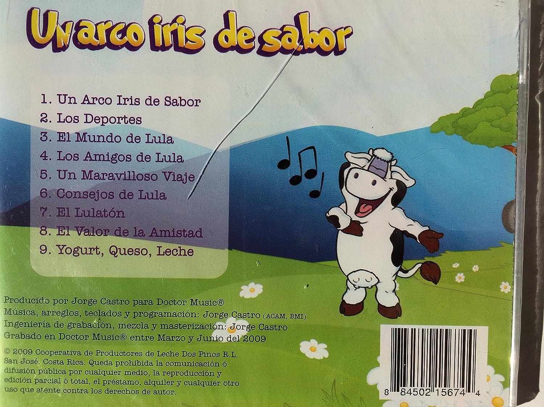 - Un Arco Iris De Sabor - Amazon.com Music